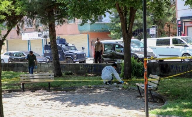 Diyarbakır'da silahlı kavga: 2 ağır yaralı