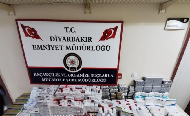 Yasa dışı ilaç sevkiyatına yönelik operasyon