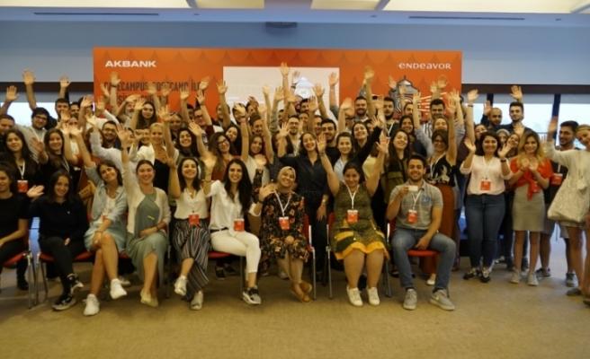 CaseCampus Girişimcilik Programı, 75 mezun daha verdi