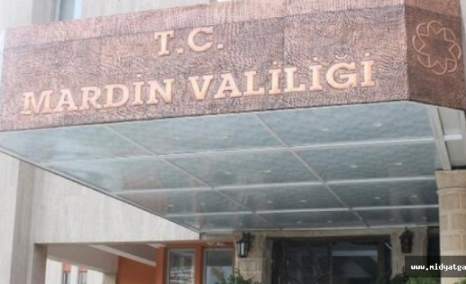 """Mardin Valiliği'nden """"imar planı"""" açıklaması"""