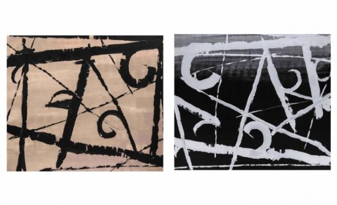 Mimar Savatlı'nın son dönem çalışmaları Maçka'daki galerisinde sergileniyor