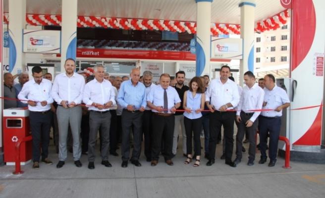 Türkiye Petrolleri üst yönetimi Gaziantep'te