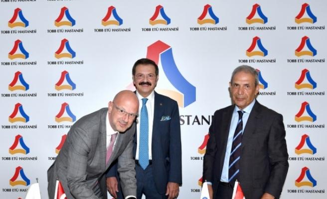 Enerjisa Enerji ile TOBB ETÜ Hastanesi'nden enerji tasarrufu anlaşması