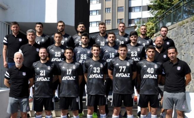 BJK Hentbol takımı yeni dönemde Aygaz'ın enerjisiyle sahalara çıkacak