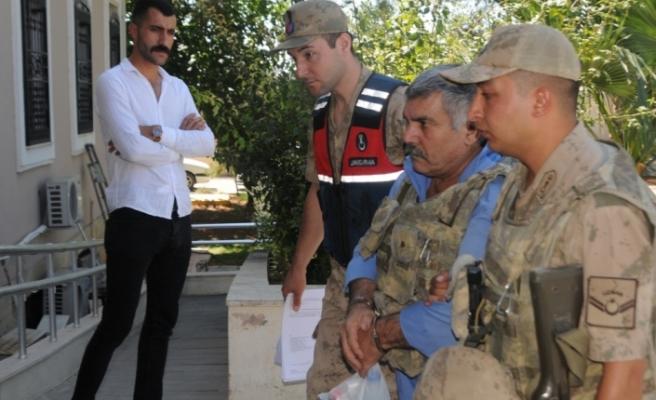 Mardin'de cinayet zanlısı tutuklandı