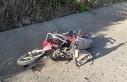 Adıyaman'da otomobille çarpışan motosikletin sürücüsü...