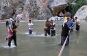 Kanyon'da Mahsur Kalan Piknikçilerin Yardımına...