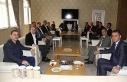 Viranşehir Kaymakamı Dereci'den Bismil'e ziyaret