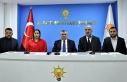 Ak Parti Midyat Belediye Başkan Adayı Veysi Şahin...