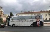 Şehrim 2023 Otobüsü Midyat'ta