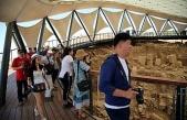 Güney Koreli blogger ve üst yöneticiler Göbeklitepe'de