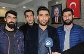 AK Parti'nin Mardin Büyükşehir Belediye Başkanı adayı, Mehmet Vejdi Kahraman oldu.