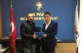 Halil POLAT Ak Parti'den Midyat Belediye Meclis Üyesi Aday Adayı