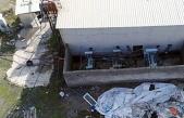 Dicle Elektrik'ten Diyarbakır'da drone ile kaçak trafo operasyonu