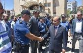 Emniyet Genel Müdürlüğüne atanan Aktaş Şırnak'tan törenle uğurlandı