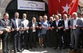 Ömerli'de mikrofinans şubesi ile gıda bankası açıldı