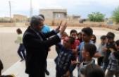 İl Milli Eğitim Müdürü Midyat'taki Okulları Ziyaret Etti