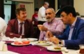 Ankara'daki Mardin'liler Yalçın TOPÇU'Yu Ağırladı.