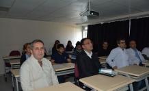 Dicle Üniversitesi Klinik Doktor Ve Hemşirelerine Diyabet  Eğitimi Verildi