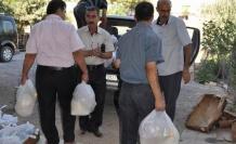 Derik Belediyesi 500 Muhtaç Aileye Gıda Paketi Dağıttı
