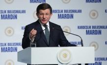 Başbakan Davutoğlu Mardin'de Terörle Mücadele Eylem Planı'nı açıkladı