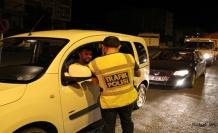 Türkiye Güvenli Trafik Denetimi-4 Uygulaması Midyat'ta yapıldı