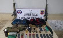 Adıyaman'daki terör operasyonu
