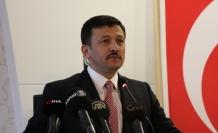 Gaziantep AK Parti'de temayül yoklaması