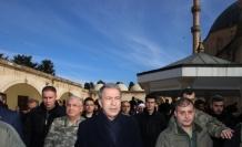 Milli Savunma Bakanı Akar, Şanlıurfa'da