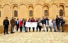 Şırnaklı Öğrenciler Mardin'i Gezdi