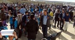 Midyat'taki Suriye Ve Iraklı Öğrencilerin Karne Sevinci