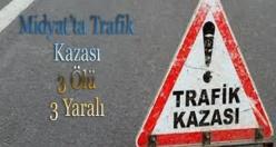 Midyat Trafik Kazası
