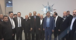 Abdulhakim Çelik Ak Parti Mardin Milletvekilli Aday Adayı
