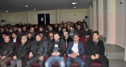 Midyat Anadolu Gençlik Derneği Erbakan Konferansı