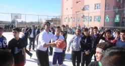 Midyat Darüşşafaka Basketbol Sahası İbrahim Kutluay