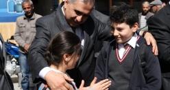 Mardin Valisi Koçak Savur Esnaf Gezisi