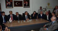 Midyat Ak Parti Mardin Milletvekili Adayları Ziyaret