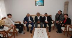 Ahmet Türk Midyat Hdp Destek