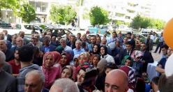 Abdullah Erin Seçim Lokali Ofisi Midyat Ak Parti Açılışı
