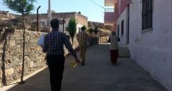 İHH Midyat Ramazan Kumanyası Dağıtımı