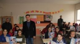 Mazıdağı Şiir Yarışması - Köy okulu