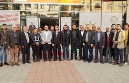 Abdurrahim Kaplan Midyat Belediye Başkan Aday Adayı Oldu