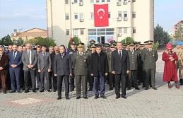 Midyat'ta Mustafa Kemal ATATÜRK'ü Anma Töreni Düzenlendi