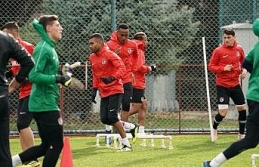 Gazişehir Gaziantep'in gözü Süper Lig'de