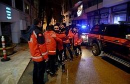 UMKE ekipleri Kilis'e ulaştı