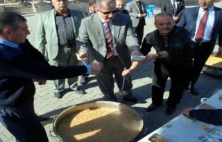 Midyat Belediyesi Muharrem Ayı Dolayısıyla Vatandaşlara...