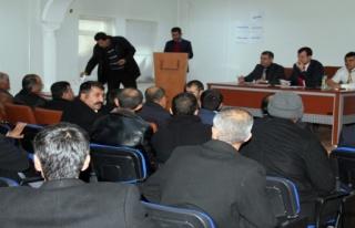 Midyat' ta Sosyal Yardımlaşma ve Dayanışma Vakfı...
