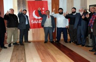 Midyat Saadet Partisi Pendik İlçe Örgütü İle...