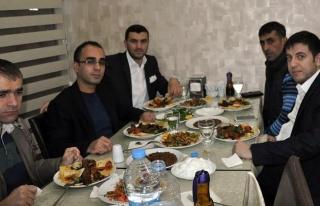 Midyat'taki Gazetecileri Unutmadılar