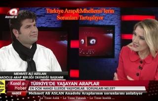 Anadolu Araplar Birliği İşte Haber Programına...